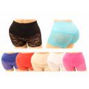 Großhandel Dessous & Unterwäsche: Damen Slips Hot Pants Panty Hipster Spitze ...