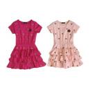 Gyerek lány leütés ruha minta hosszúszőrű 2-12