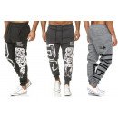 Fashionable Men's Trend Sports Pants Body Guar