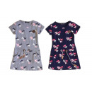 Großhandel Kinder- und Babybekleidung: Kinder Trend Mädchen Kleid Muster Pferd 2-12 ...
