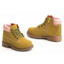 Niños Botas Botas Zapatos Girl Girl 12,