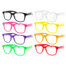 Nerdbrille Sunglasses Wayfarer Retro glasses