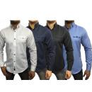 wholesale Shirts & Blouses: Men Business  Casual Shirts Big & Tall Shirt