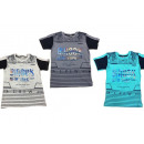 T-Shirt Kids Boys 116-146 3D Stampa New York