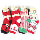 Children's cuddly socks Christmas Christmas so