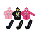 Kids Girls 2-Piece Jogging Suit Unicorn 4-14