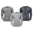 Großhandel Shirts & Tops: Herren Trend Pullover Sweatshirt ...