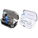 Bluetooth Headset Wireless V5.0 Érintse meg a Blue
