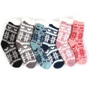 Großhandel Fashion & Accessoires: Damen Winter Stoppersocken Kuschelsocken XXL ...