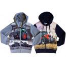 Kids Boys Hoodie Sweatshirt Jacket Hoody