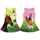 Kids Girls Dress Horse Longshirt 2-12 years