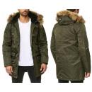 Manteau de veste tendance pour hommes Manteau d&#3