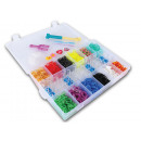 3,000's Loom  Bands Box Set of Starter Charms