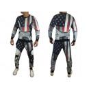 Herren Jogging Anzug Sportanzug Trainingsanzug