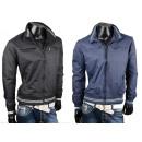 Men's Jacket Sweat Jacket Tops transition