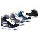 Enfants Filles Garçons Tendance Sneaker Taille 24-