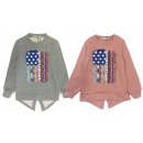Kids Girls Sweater Applique Patches Pulli