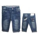 Kids Kids Girls Jeans Short Short Rhinestone Stone