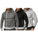 wholesale Coats & Jackets: Men's Trend Sweat Jacket Hoodie Hoodie