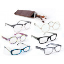 Mix Lot Reading Glasses with Glasses Case Unisex