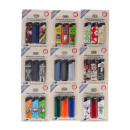 Disposable TOM Lighters Colorful Lighter Electroni