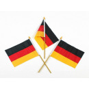 Germany flag flags 15x21cm pennants WM2018