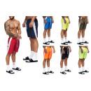 Men's Men Short Summer Swimwear Trend Stripe