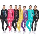 Women jogging suit sports suit tracksuit