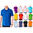 Men Men Summer Trend Polo Shirt T-Shirt Basic