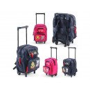 Girls Boys children Trolleys backpacks