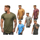Men's Men's Short Sleeve T-shirt Round nec