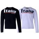 Heren Trend Pullover Sweatshirt met ...
