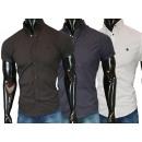 grossiste Chemises et chemisiers: Chemise extensible pour hommes de haute qualité