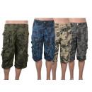 wholesale Trousers: Cargo Shorts Short  shorts Bermuda ¾ pants