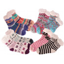 Großhandel Fashion & Accessoires: Kinder Winter Kuschelsocken Hüttensocken Anti