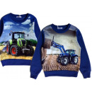 Großhandel Fashion & Accessoires: Kinder Jungen Pullover Sweatshirt Traktor ...