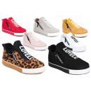 Women's Trend Sneaker Uni Leopard Look sport s