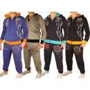 Großhandel Sportbekleidung: Herren Jogging Anzug Sportanzug Freizeit Trainings