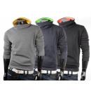 ingrosso Ingrosso Abbigliamento & Accessori: Felpe Camicie  maglione felpa Felpa con cappuccio