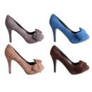 Damen Pumps Schuhe Shoes Absatz Schuhe Damenschuhe