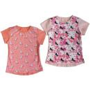 Kids Girls Trend T-Shirt Túnica Unicornio Caballo