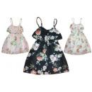 Gyerekek gyerekek lányok Trend ruha Volant virágok