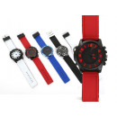 Large Unisex Wrist Watches Trend Style - Rubber