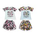 wholesale Childrens & Baby Clothing: Kids Girls Kids  summer summer set colorful