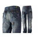 Men's Jeans  Pants Denim Pants Cargo Pants Boot