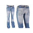 Damen Jeans Hosen  Jeanshose Regular Bootcut Denim