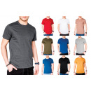 Men's Men's Summer Trend Shirt T-Shirt Bas