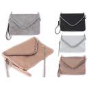 Damen Trend Tasche Abendtasche Klein Handtasche