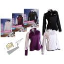 Großhandel Dessous & Unterwäsche: Damen Woman Ski  Unterwäsche Shirt Funktionshirt