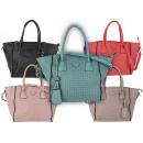 Damen Tasche Taschen Damentasche Kunstleder